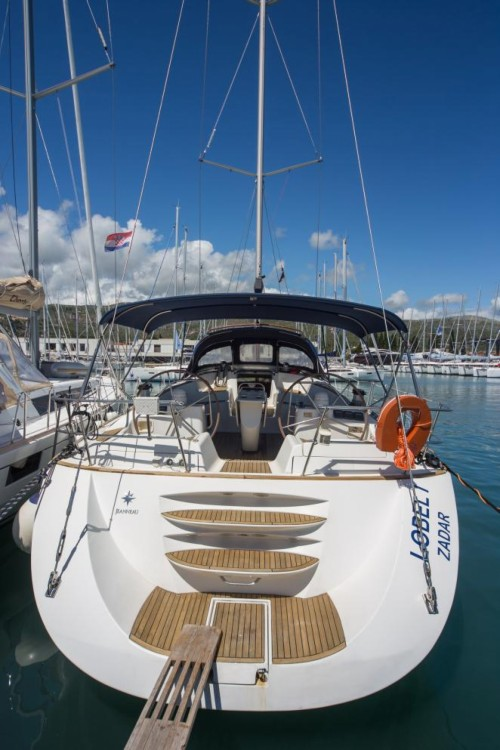 Bootverhuur Jeanneau Sun Odyssey 54 DS in Trogir via SamBoat