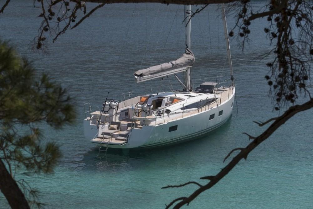 Huur een Bénéteau Jeanneau 54 in Trogir
