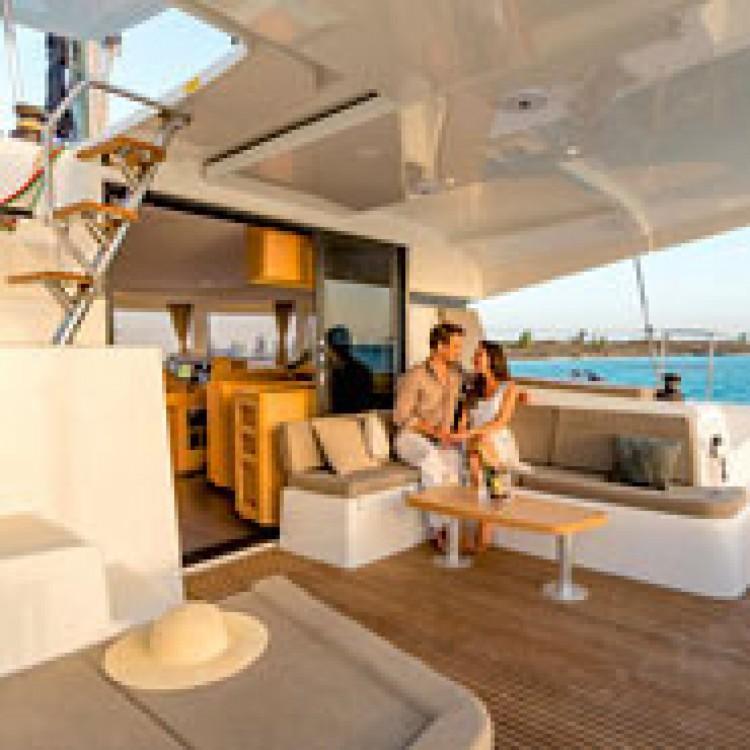 Verhuur Catamaran in Road Town - Lagoon Lagoon 42