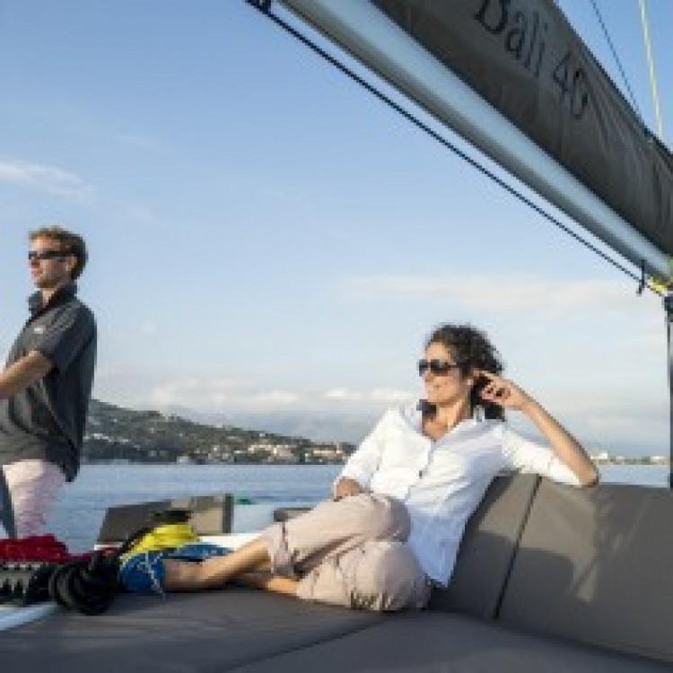 Bali Catamarans Bali 4.0 between personal and professional Arnos Vale