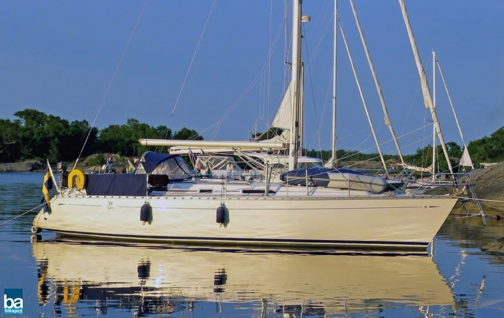 Jachthuur in Sthlm - Dufour Dufour 38 Classic via SamBoat