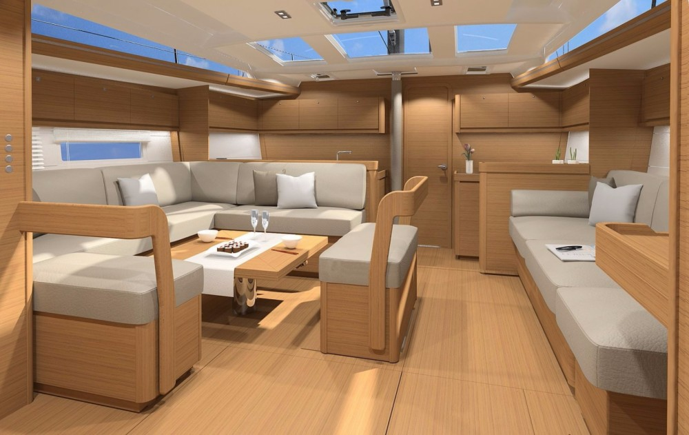 Bootverhuur Dufour Dufour 512 Grand Large in Papeete via SamBoat