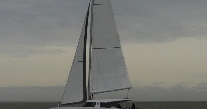Location Catamaran à Kotor - Nautitech Open 40