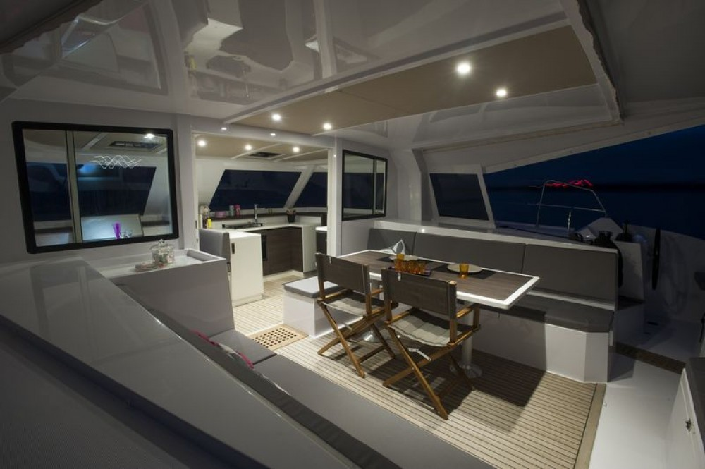 Location yacht à Kotor - Nautitech Open 40 sur SamBoat