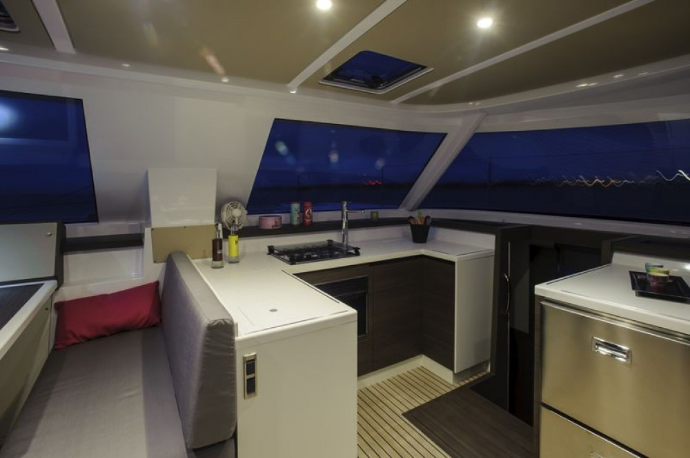 Location Catamaran à Kotor - Nautitech Open 40