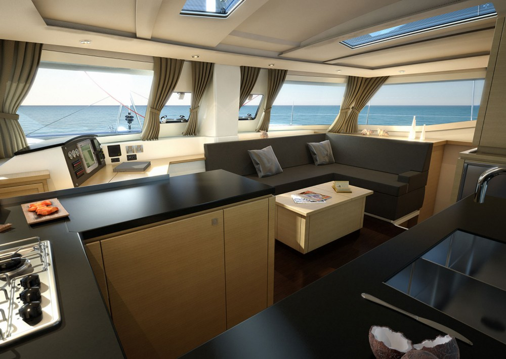 Jachthuur in Kotor - Fountaine Pajot Helia 44 via SamBoat