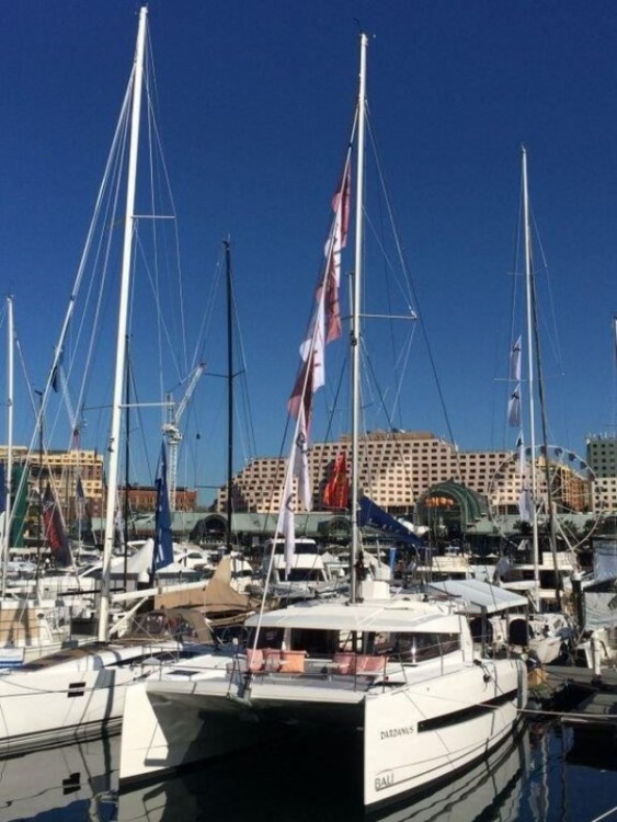 Huur Catamaran met of zonder schipper Catana in Korfoe
