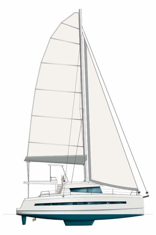 Bootverhuur Catana Bali 4.3 in South Abaco via SamBoat