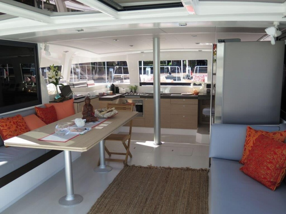 Verhuur Catamaran in South Abaco - Catana Bali 4.3