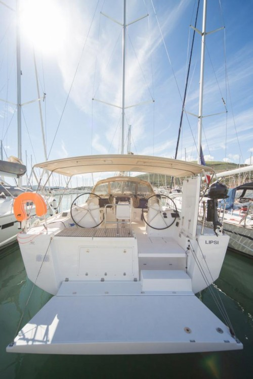 Bootverhuur Dufour Dufour 460 Grand Large in Trogir via SamBoat