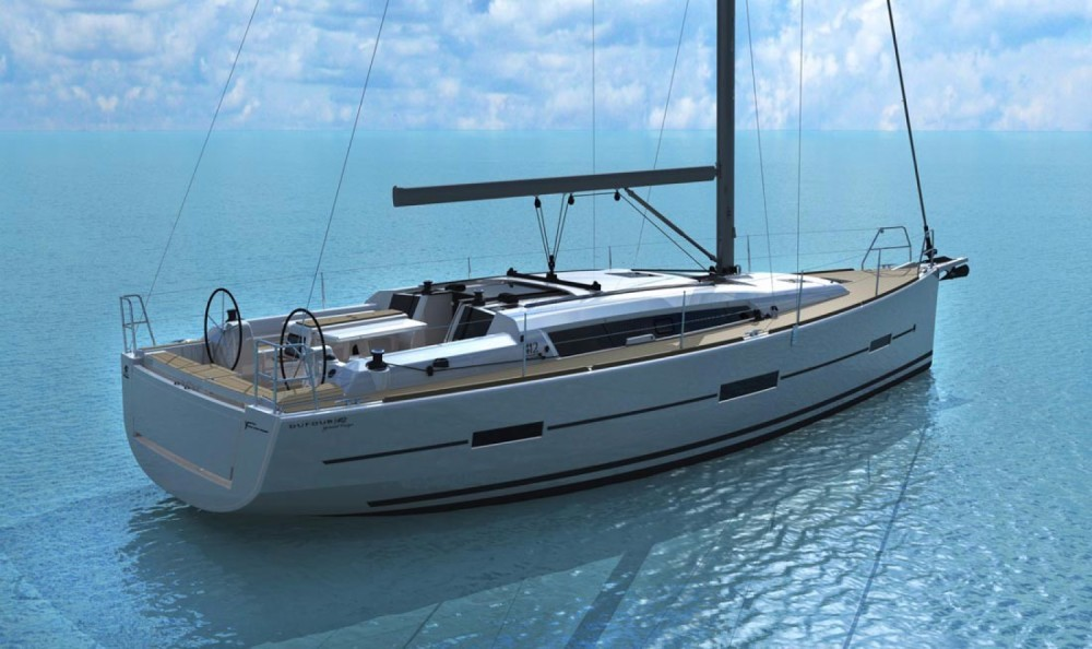 Segelboot mieten in Road Town - Dufour Dufour 412 Grand Large