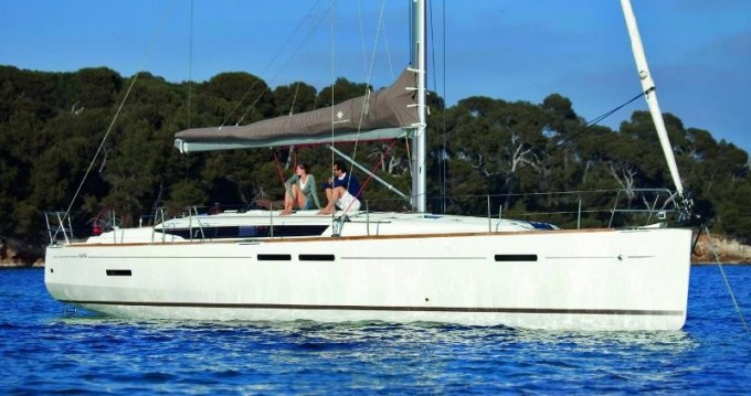Rental Sailboat in Rhodes - Jeanneau Sun Odyssey 449