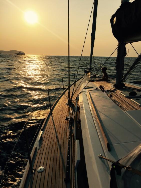 Noleggio barche Nettuno economico Dufour 450 Grand Large