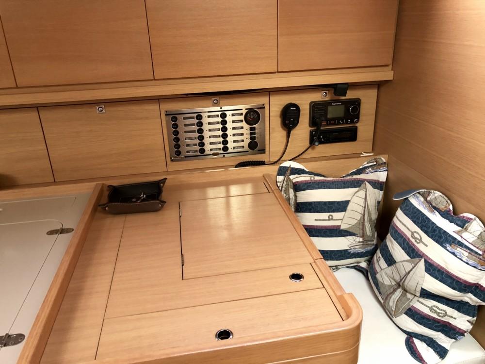 Noleggio yacht Nettuno - Dufour Dufour 450 Grand Large su SamBoat