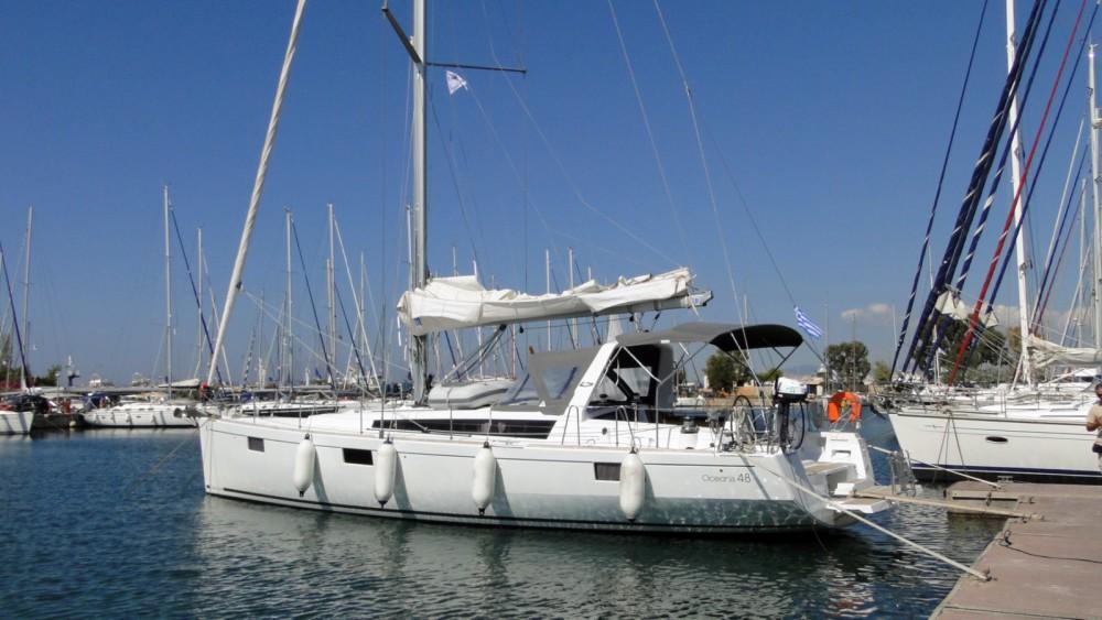 Yacht-Charter in Trogir - Bénéteau Oceanis 48 auf SamBoat