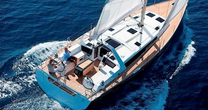 Location yacht à Corfou - Bénéteau Oceanis 48 sur SamBoat