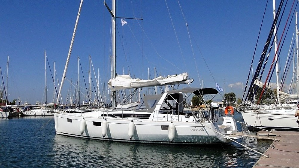 Location yacht à Athènes - Bénéteau Oceanis 48 sur SamBoat