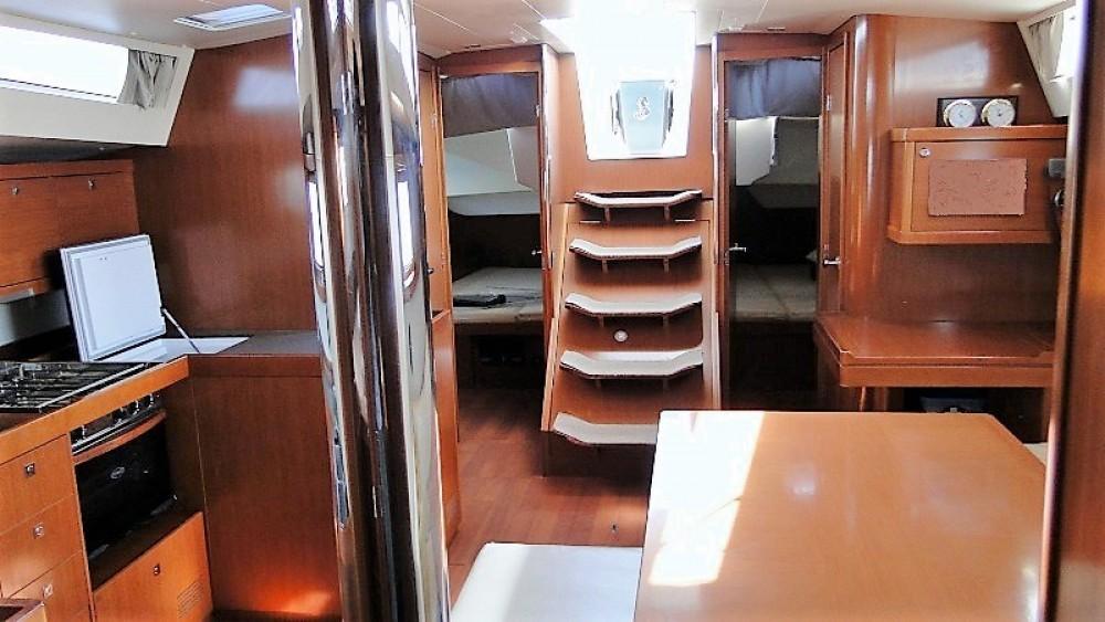 Location bateau Bénéteau Oceanis 48 à Athènes sur Samboat