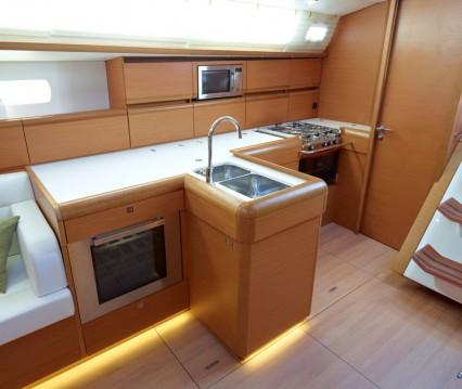Jeanneau Sun Odyssey 519 entre particuliers et professionnel à Trogir