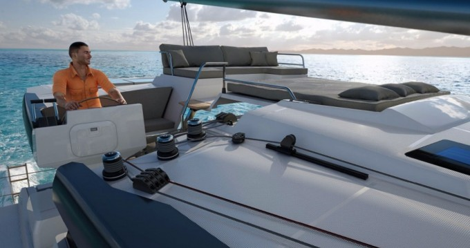 Yacht-Charter in Le Marin - Fountaine Pajot New 47 auf SamBoat