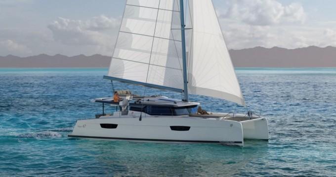 Bootsverleih Fountaine Pajot New 47 Le Marin Samboat
