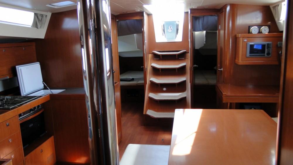Location bateau Bénéteau Oceanis 48 à Kotor sur Samboat