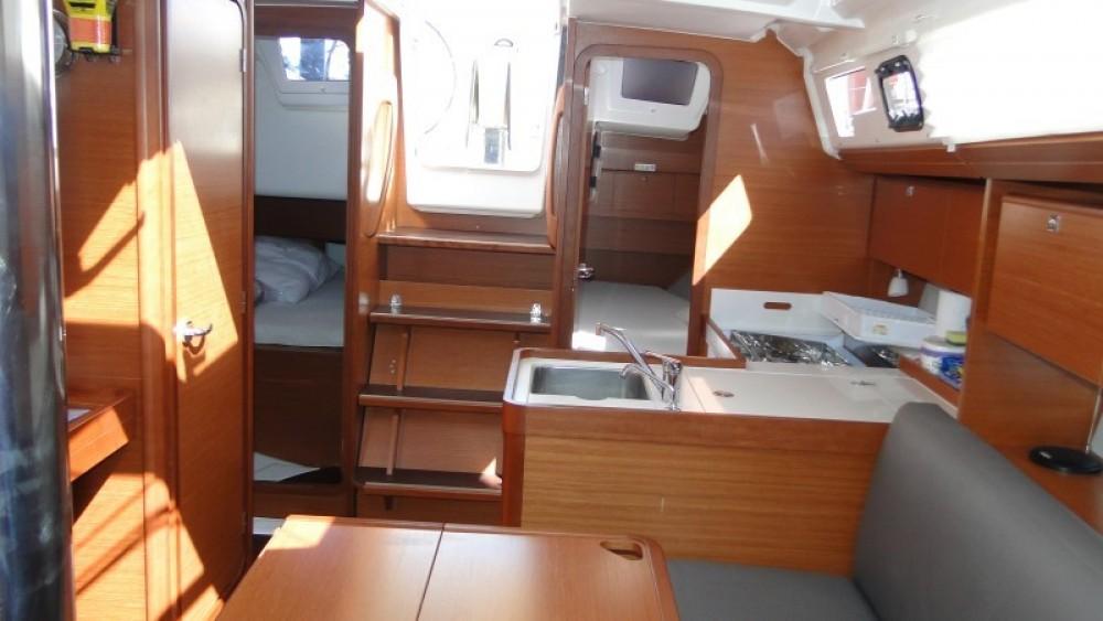 Boat rental Lefkas cheap Dufour 36
