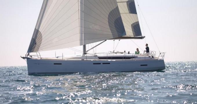 Segelboot mieten in Athen - Jeanneau Sun Odyssey 449
