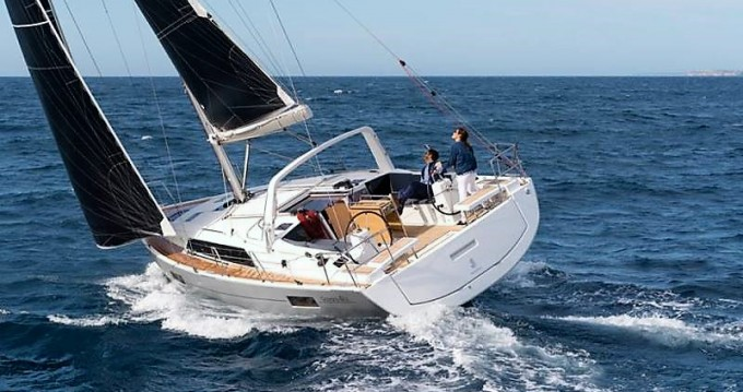 Location yacht à Rhodes - Bénéteau Oceanis 41.1 sur SamBoat