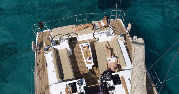 Segelboot mit oder ohne Skipper Dufour mieten in All Saints