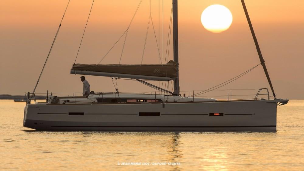Segelboot mieten in All Saints - Dufour Dufour 460 Grand Large