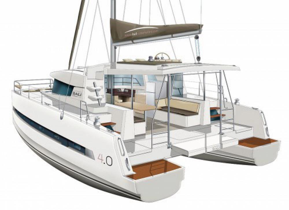 Location bateau Arnos Vale pas cher Bali 4.0