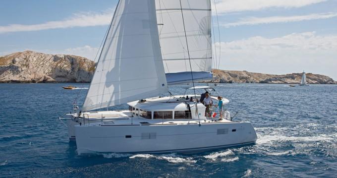 Yacht-Charter in Šibenik - Lagoon Lagoon 400 S2 auf SamBoat