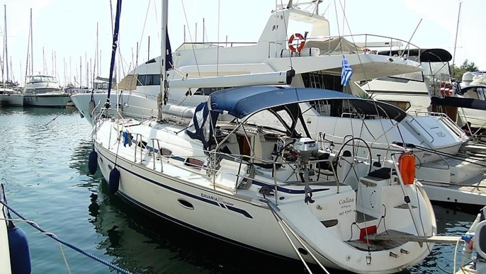 Bootsverleih Athen günstig Cruiser 50