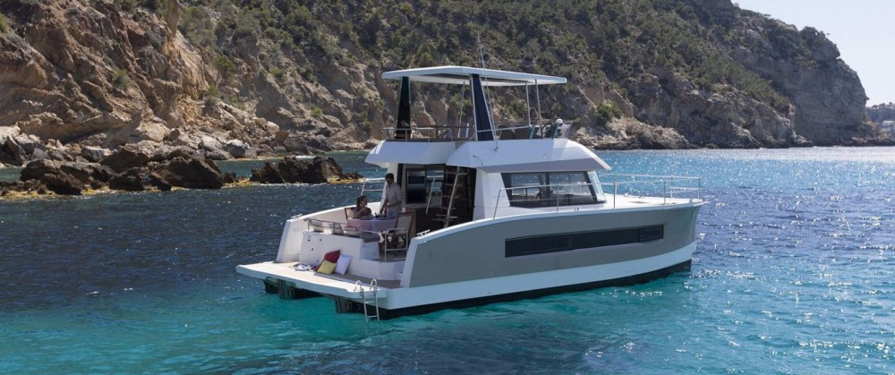 Location Voilier à South Abaco - Fountaine Pajot MAESTRO 37