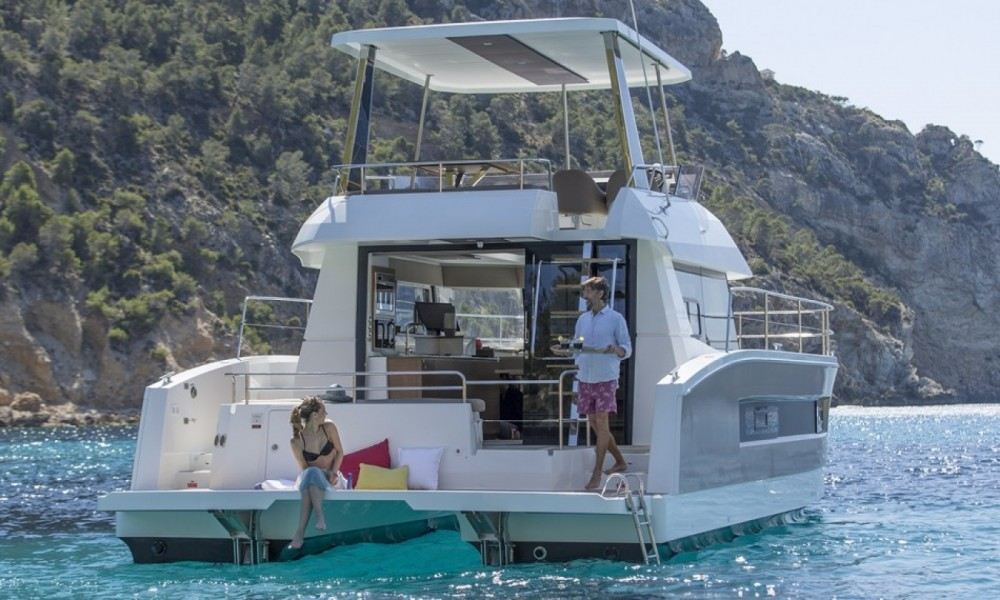 Segelboot mieten in South Abaco - Fountaine Pajot MAESTRO 37