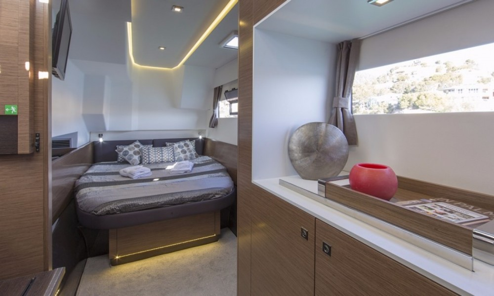 Louez un Fountaine Pajot MAESTRO 37 à South Abaco