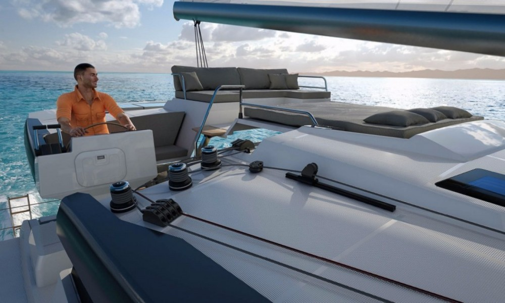Location yacht à Road Town - Fountaine Pajot Saona 47 sur SamBoat