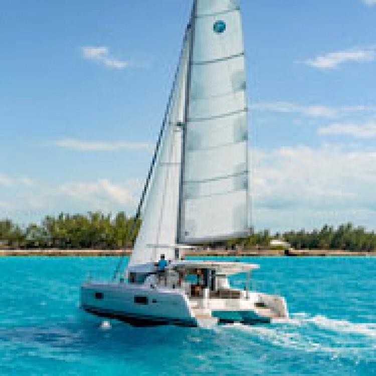 Location Catamaran à South Abaco - Lagoon Lagoon 42