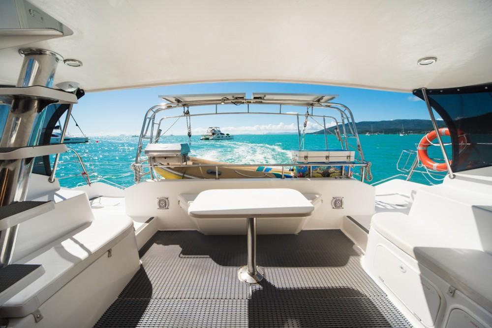 Location yacht à Airlie Beach - Perry-Power-Catamaran Perry 44.5 PC sur SamBoat