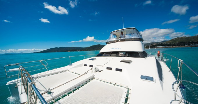 Perry-Power-Catamaran Perry 44.5 PC entre particuliers et professionnel à Airlie Beach