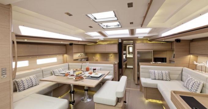 Location yacht à Airlie Beach - Dufour Dufour 560 Grand Large sur SamBoat