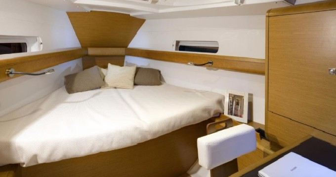 Rental yacht Göcek - Jeanneau Sun Odyssey 419 on SamBoat
