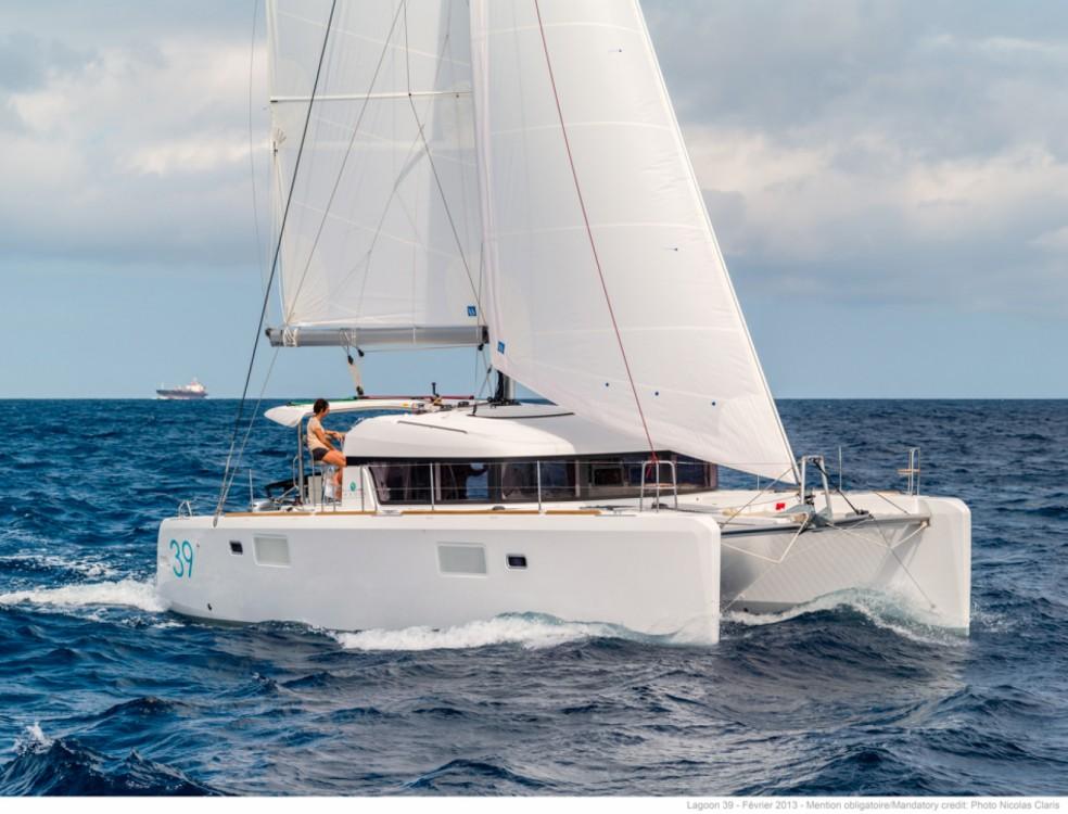 Location bateau Palma pas cher Lagoon 39
