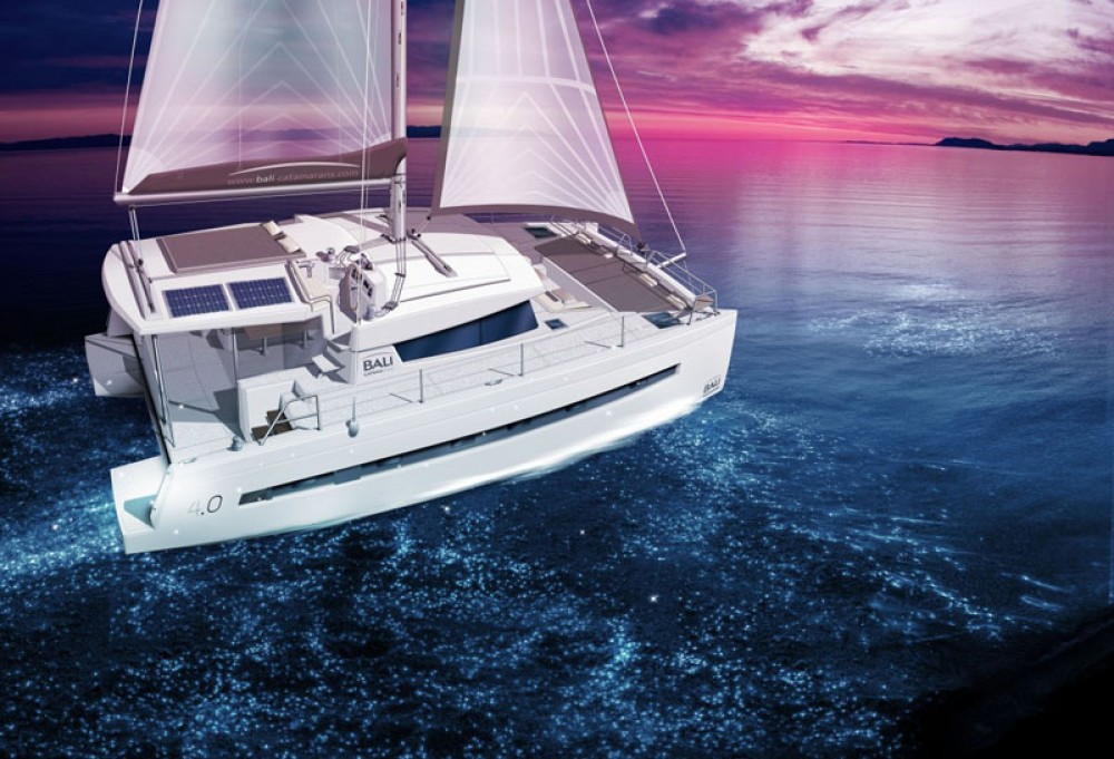 Bali Catamarans Bali 4.0 te huur van particulier of professional in Puerto Rico