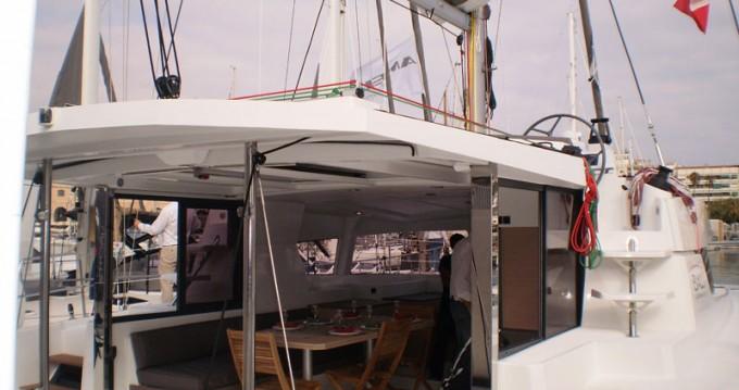 Louer Catamaran avec ou sans skipper Bali Catamarans à Porto Rico