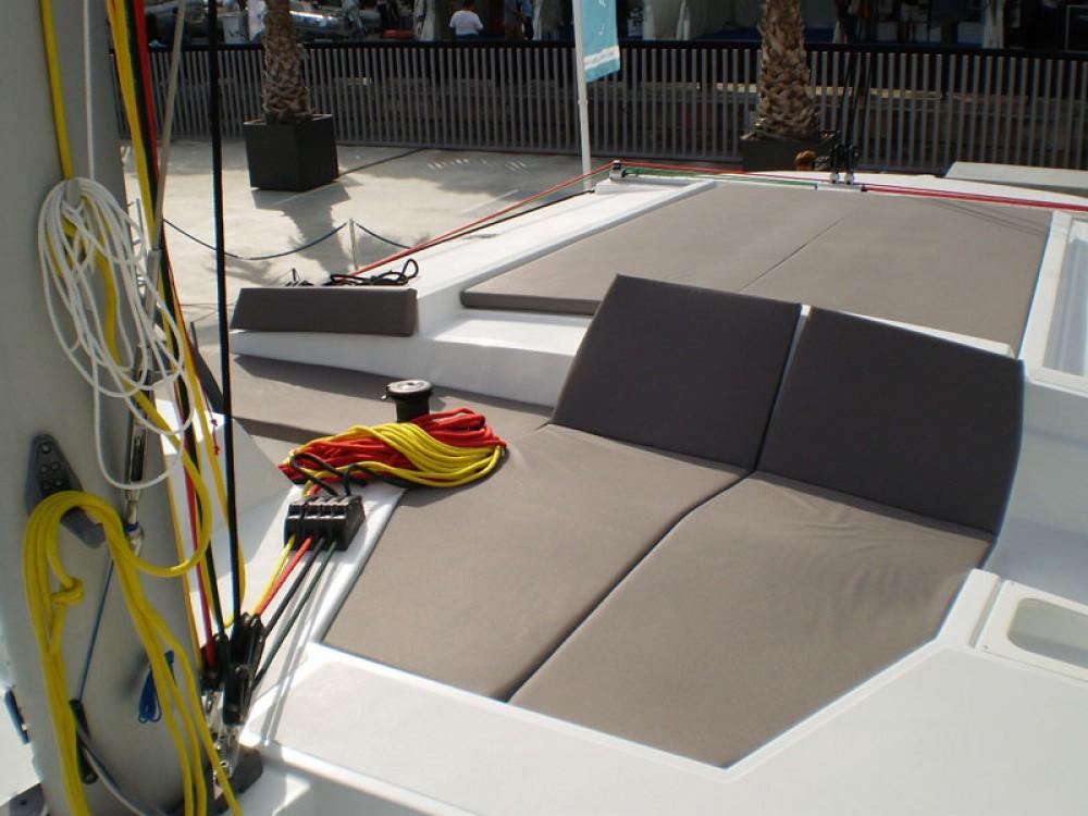 Huur een Bali Catamarans Bali 4.0 in Puerto Rico
