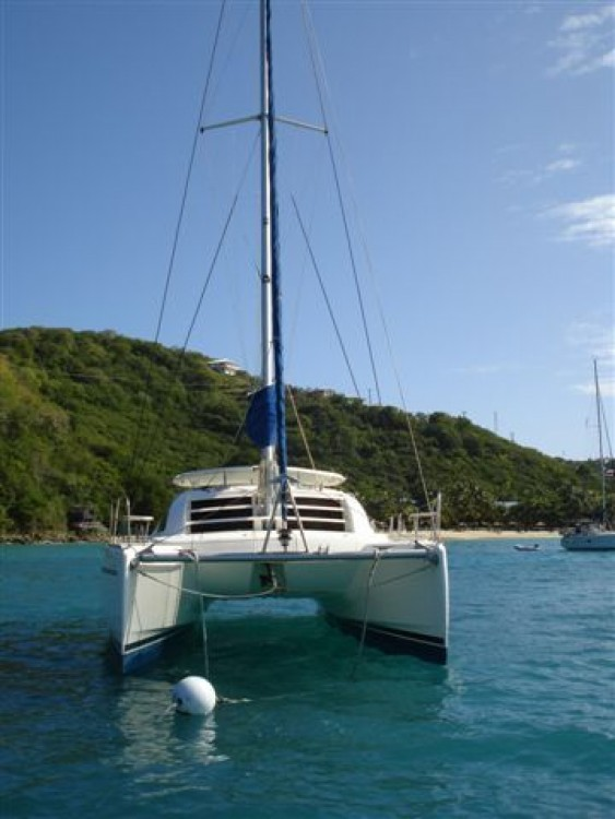 Location Catamaran à Papeete - Robertson and Caine Leopard 38