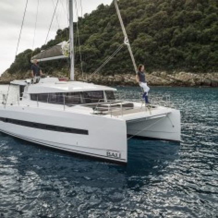 Louer Catamaran avec ou sans skipper Bali Catamarans à Road Town
