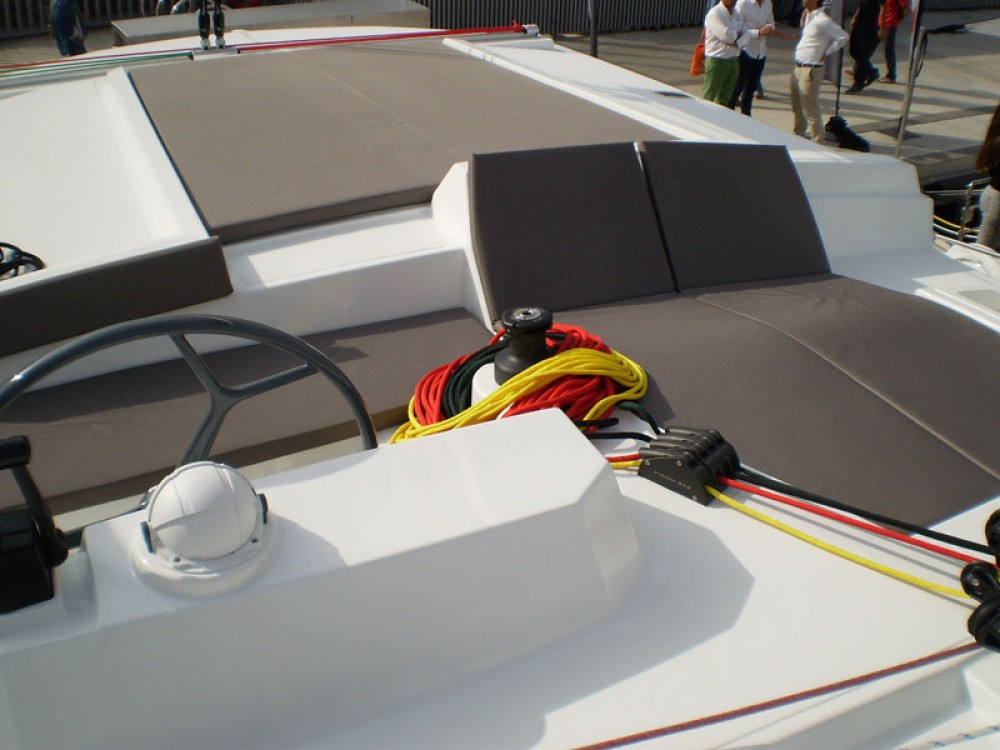 Louez un Bali Catamarans Bali 4.0 à Le Marin